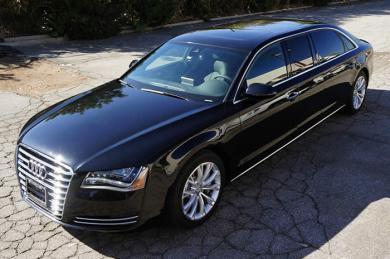 For sale: Audi A8L