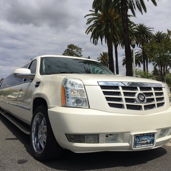 Used Escalade Cadillac: Used 2007 Cadillac Escalade 200-in Stretch For Sale #WS-10500