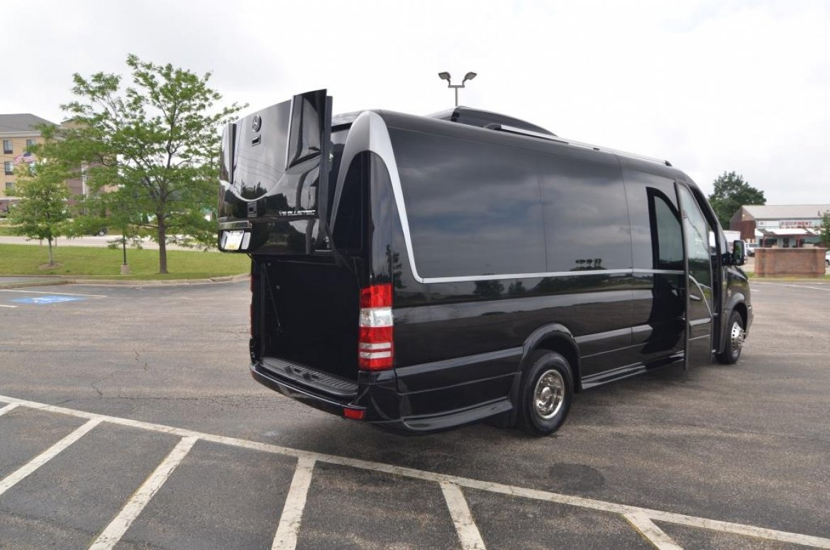 Photo of Sprinter for sale: 2016 Mercedes-Benz Sprinter by Global Motor Coach