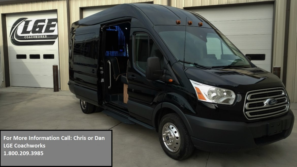 "Transit for sale: 2017 Ford 350 HD 24"" by LGE Coachworks"