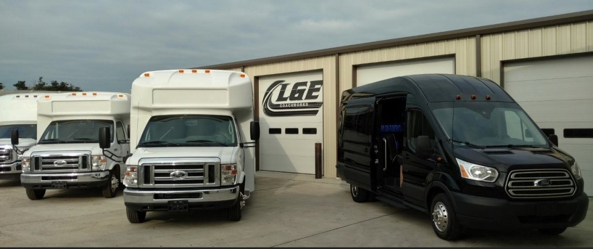 "Photo of Transit for sale: 2017 Ford 350 HD 24"" by LGE Coachworks"