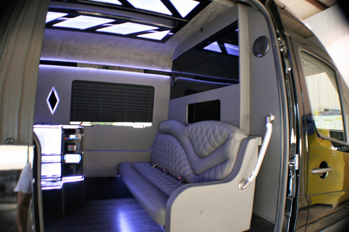 Photo of Sprinter for sale: 2017 Mercedes  Sprinter  by Springfield Coach