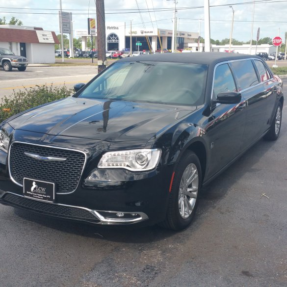 Used 2017 Chrysler 300 For Sale #WS-10513