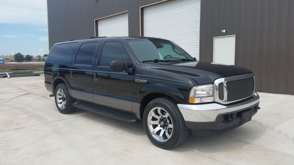 Used Cars Houston Tx >> Used 2003 Ford Excursion XLT for sale #WS-10529 | We Sell Limos