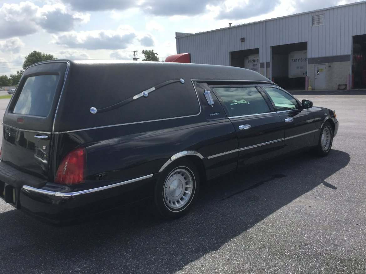 Used 2000 Lincoln Hearse For Sale Ws 10053 We Sell Limos