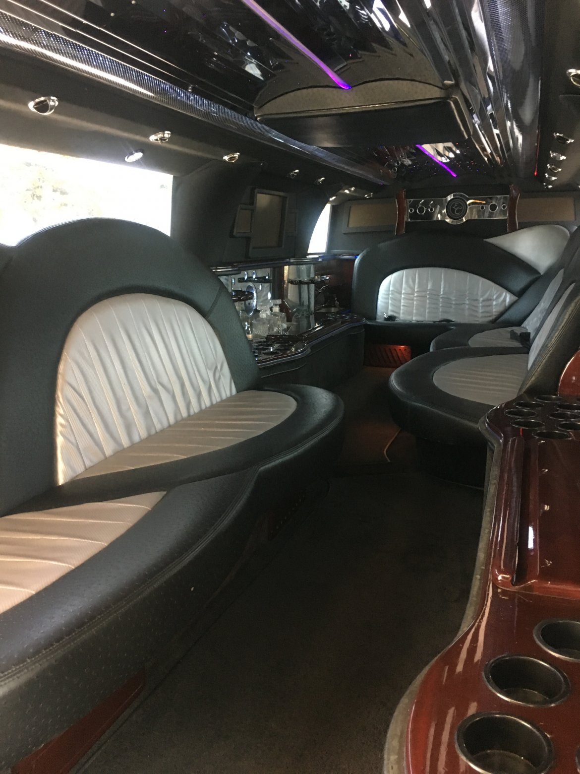 "Photo of Limousine for sale: 2008 Hummer H2 200"" by Executive Coach"