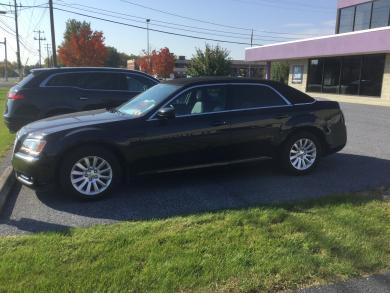 For sale: 2013 Chrysler 300 Sedan