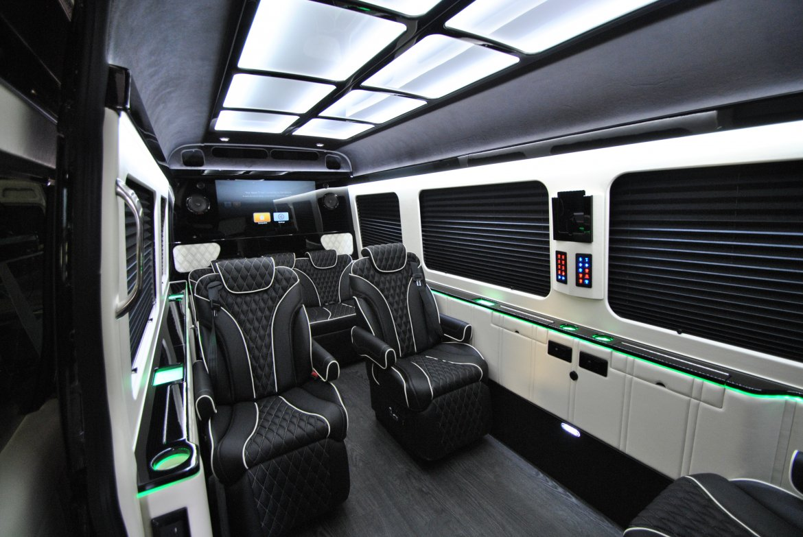 """Photo of Sprinter for sale: 2017 Mercedes-Benz Sprinter 2,500 170"""" by First Class Customs"""