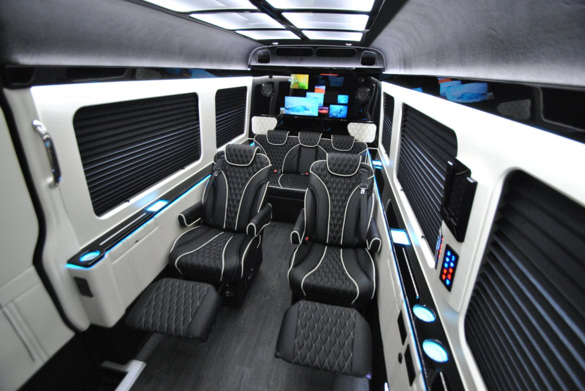 """Photo of Sprinter for sale: 2017 Mercedes Benz Sprinter 2,500 170"""" by First Class Customs"""