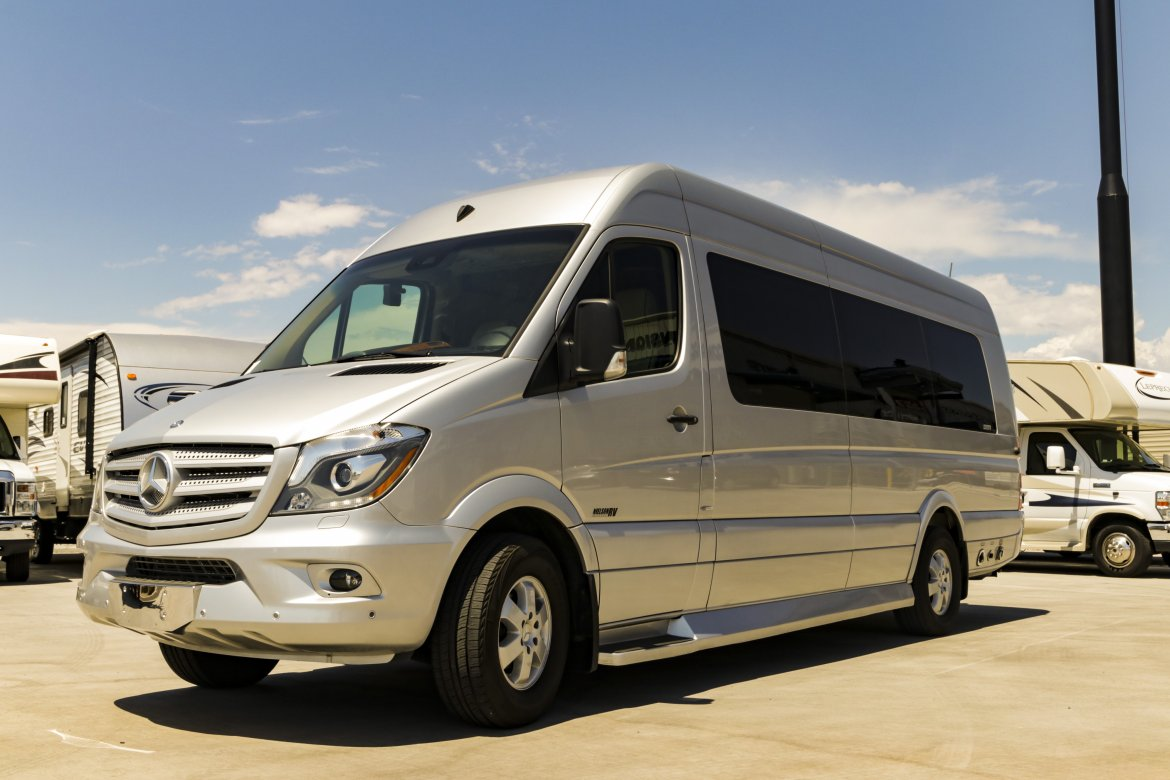 used 2014 mercedes benz sprinter 2500 for sale ws 10542