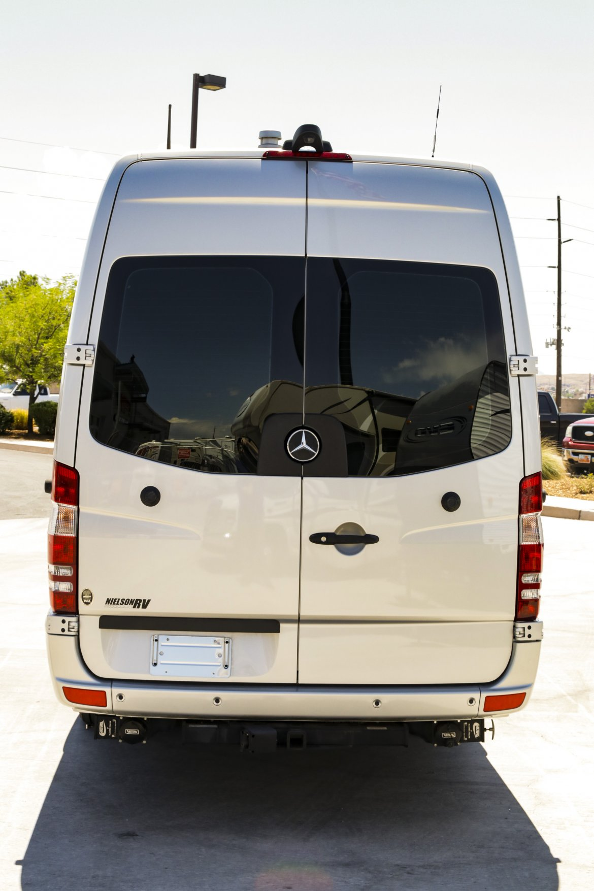 "Photo of Sprinter for sale: 2014 Mercedes SPRINTER 2500 170"" by Midwest Design"