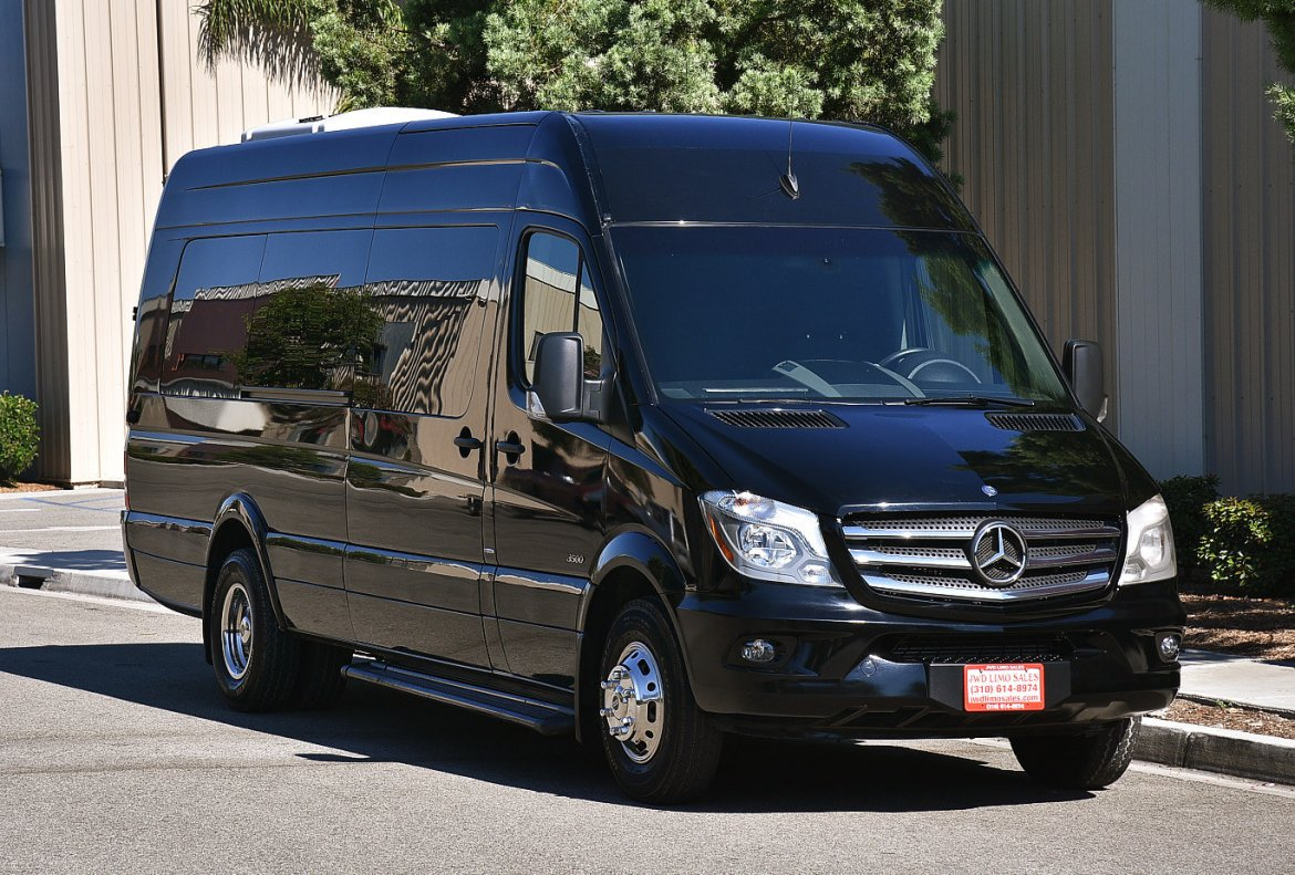 used 2014 mercedes benz sprinter 3500 for sale ws 10544. Black Bedroom Furniture Sets. Home Design Ideas