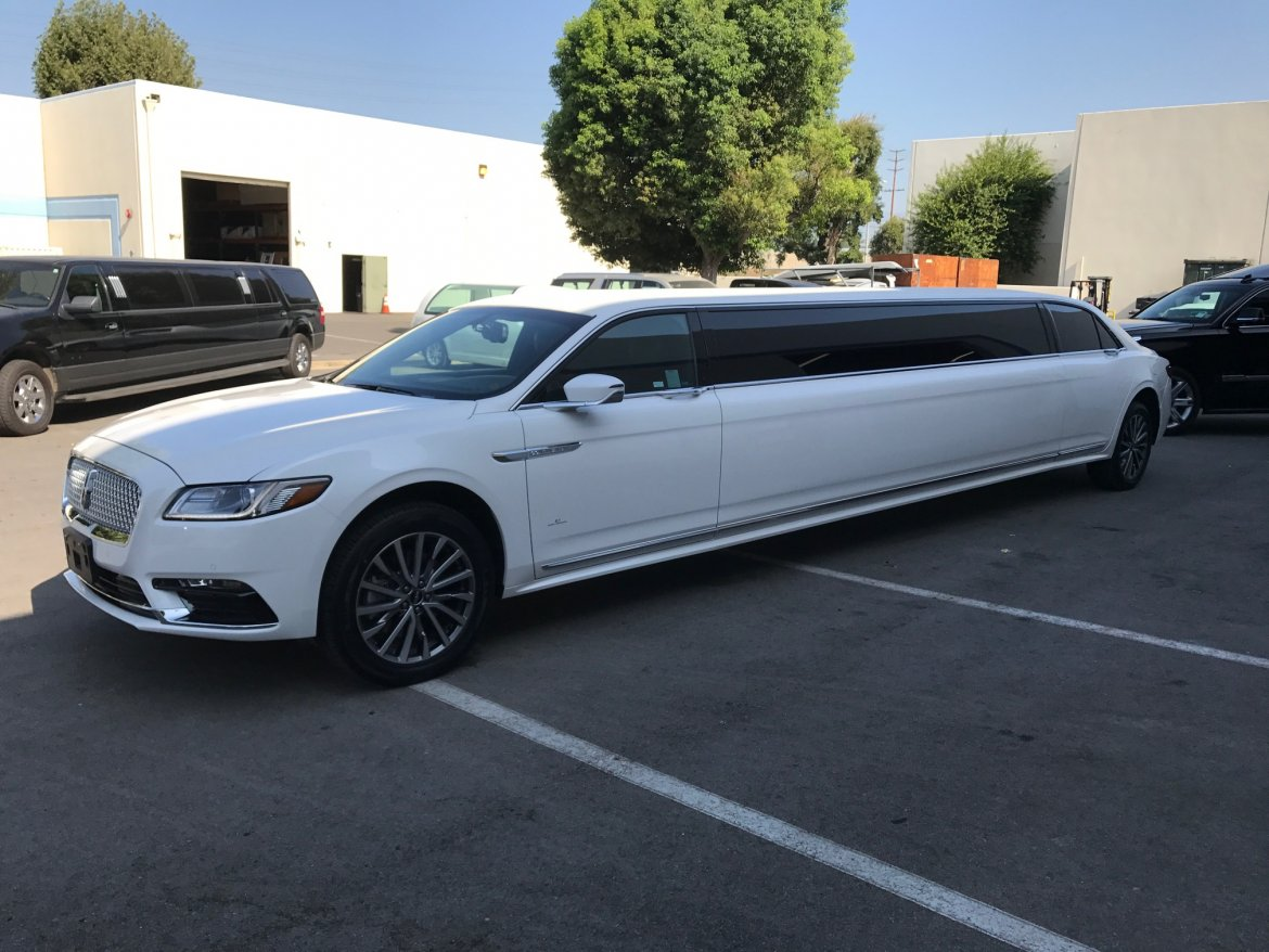 new 2017 lincoln continental for sale 10560 we sell limos. Black Bedroom Furniture Sets. Home Design Ideas