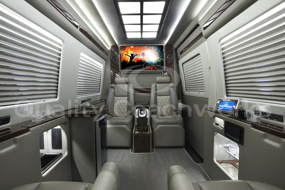 Photo of Sprinter for sale: 2017 Mercedes Sprinter 170 EXT by Quality Coachworks