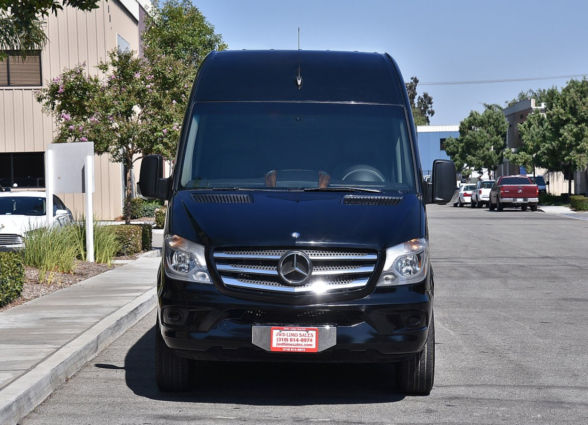 Photo of Sprinter for sale: 2014 Mercedes-Benz 2500 by First Class Customs