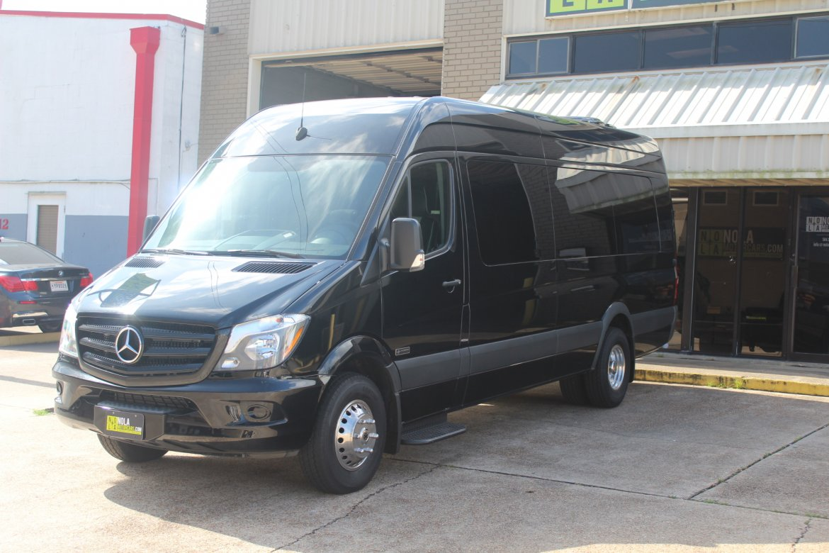 Photo of Sprinter for sale: 2016 Mercedes-Benz Sprinter by McSweeney Designs