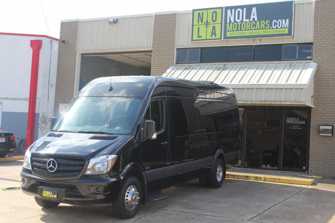 Used 2016 mercedes benz sprinter for sale ws 10563 we for Used mercedes benz sprinter for sale