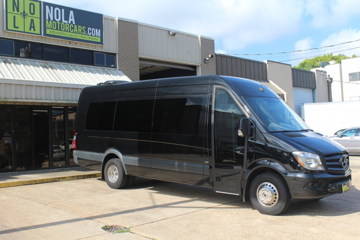 Used 2016 mercedes benz sprinter for sale ws 10563 we for Sprinter mercedes benz 2016