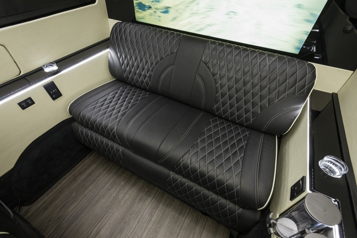 Photo of Van for sale: 2017 Mercedes-Benz Sprinter 2500 by Springfield Coach