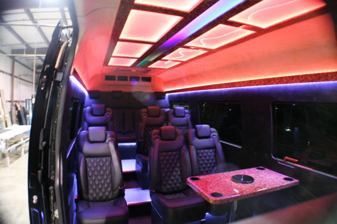 Photo of Sprinter for sale: 2017 Mercedes-Benz Sprinter 3500 by Springfield Coach
