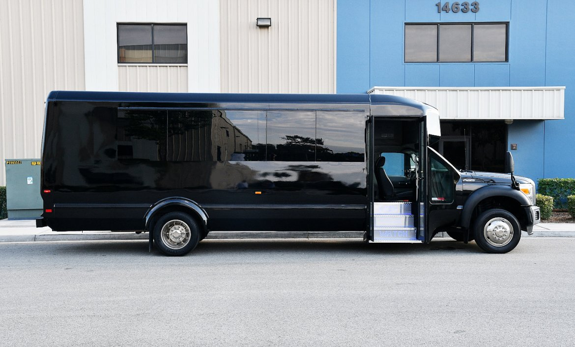 Photo of Limo Bus for sale: 2013 Ford F-550 by Eldorado