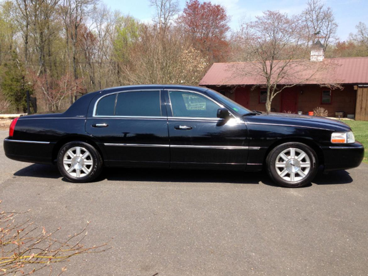 used 2007 lincoln lincoln town car l series for sale ws 10006 we sell limos. Black Bedroom Furniture Sets. Home Design Ideas
