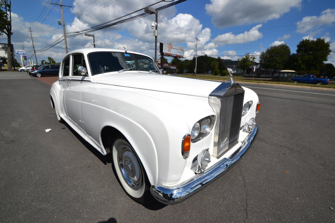 used 1964 rolls royce silver cloud for sale ws 10609 we sell limos. Black Bedroom Furniture Sets. Home Design Ideas