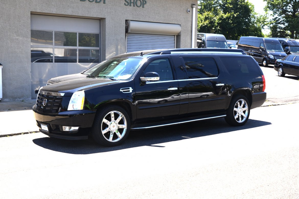 ceo suv mobile office for sale 2009 cadillac escalade in oaklyn nj 10611 we sell limos. Black Bedroom Furniture Sets. Home Design Ideas