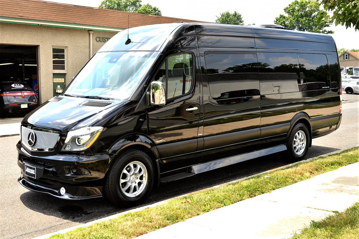 New 2017 mercedes benz sprinter 2500 for sale ws 10614 for Mercedes benz sprinter for sale
