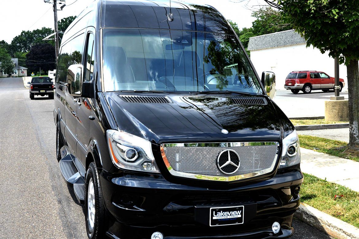 New 2017 mercedes benz sprinter 2500 for sale ws 10614 for Lakeview mercedes benz