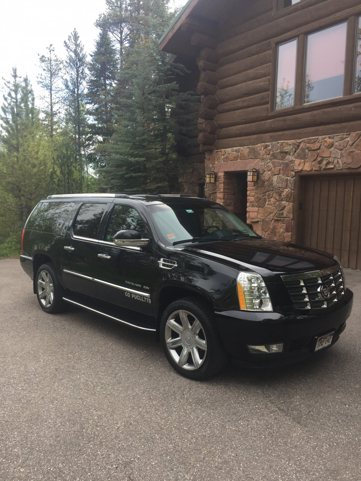 used 2012 cadillac escalade esv for sale ws 10615 we. Black Bedroom Furniture Sets. Home Design Ideas