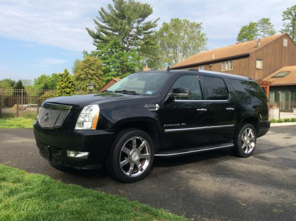 Cadillac Suv For Sale >> Used 2009 Cadillac Escalade for sale #WS-10062   We Sell Limos