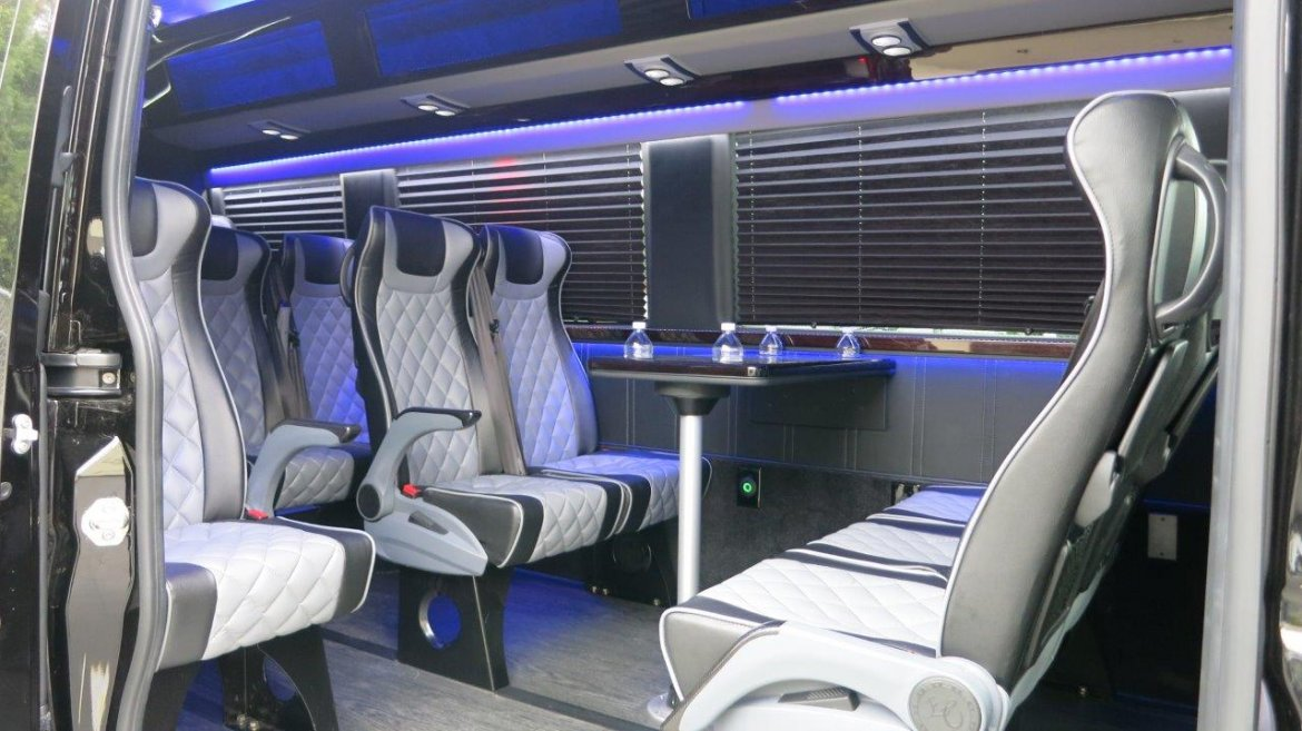 New 2016 mercedes benz 3500 for sale ws 10627 we sell limos for Mercedes benz stadium seats for sale