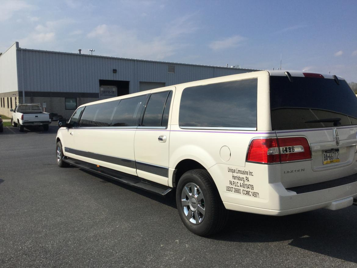 lincoln suv fully loaded used detail navigator