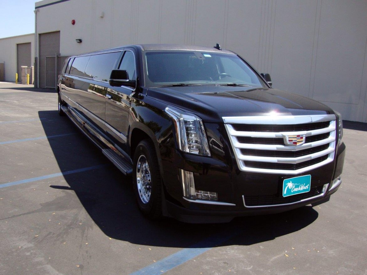 used 2016 cadillac escalade for sale ws 10641 we sell limos. Black Bedroom Furniture Sets. Home Design Ideas