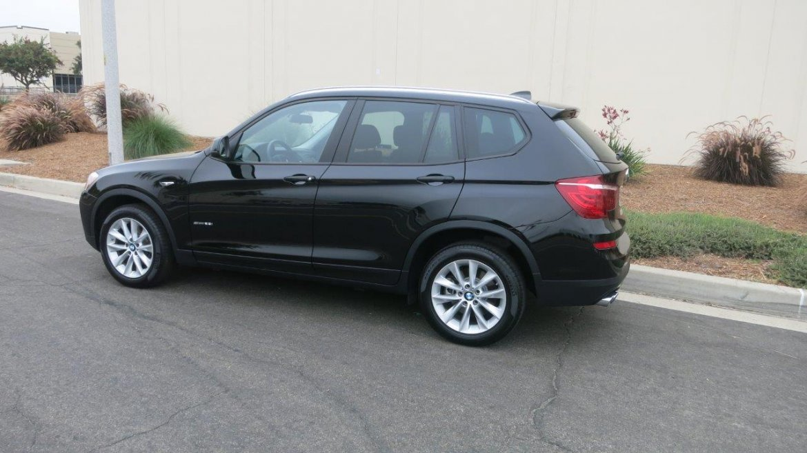 used 2017 bmw suv x3 for sale ws 10643 we sell limos. Black Bedroom Furniture Sets. Home Design Ideas