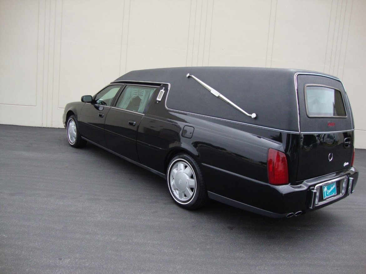Used 2000 Cadillac STS Hearse for sale
