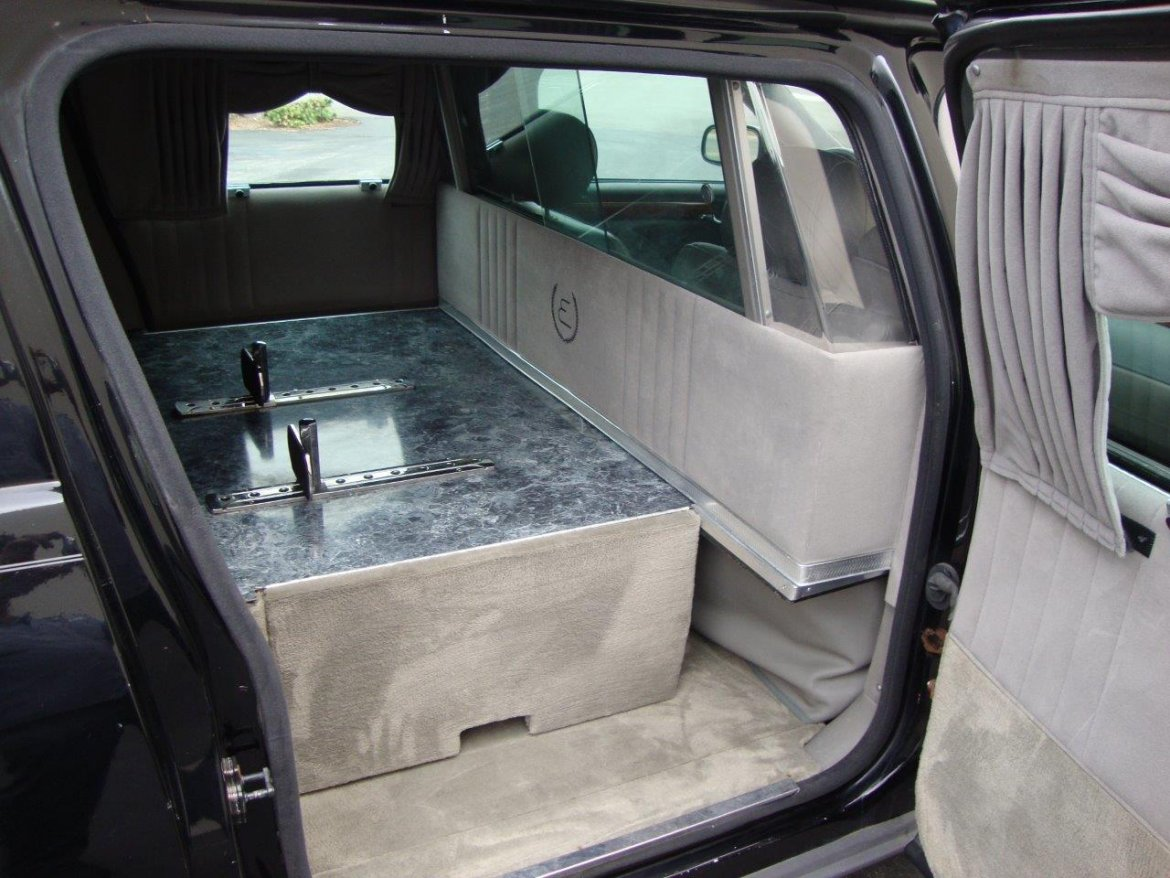 Used 2000 Cadillac STS Hearse for sale #WS-10649 | We Sell ...
