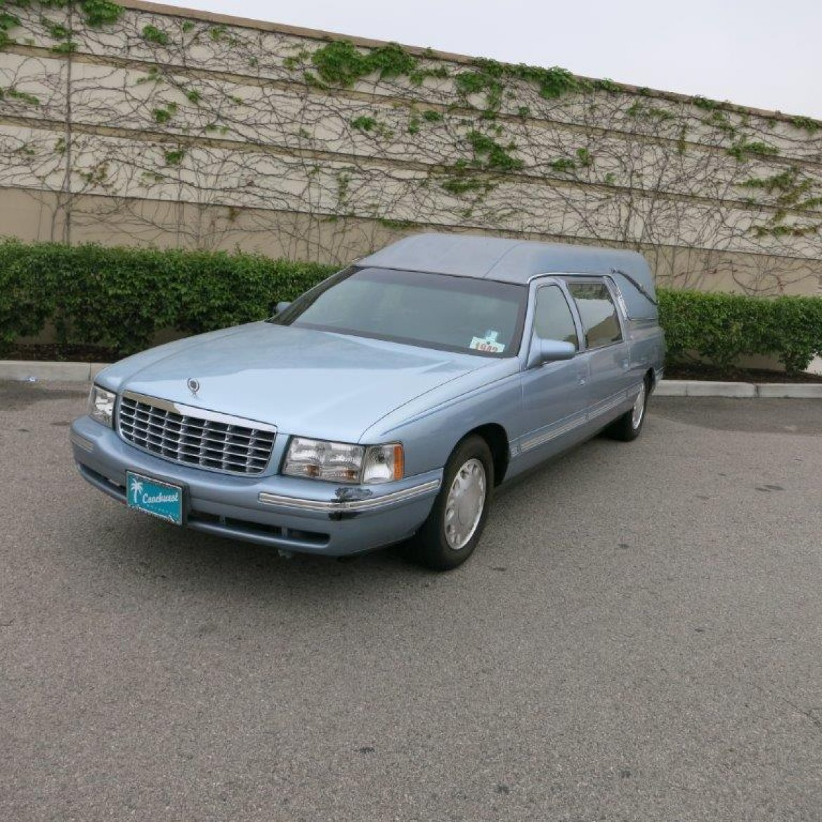 Used 1998 Cadillac Renaissance For Sale #WS-10650