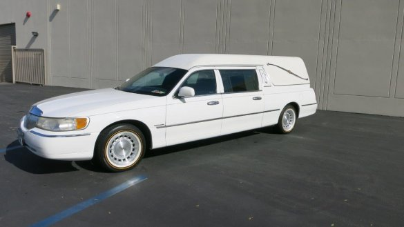 Used 1998 Lincoln Hearse For Sale Ws 10651 We Sell Limos
