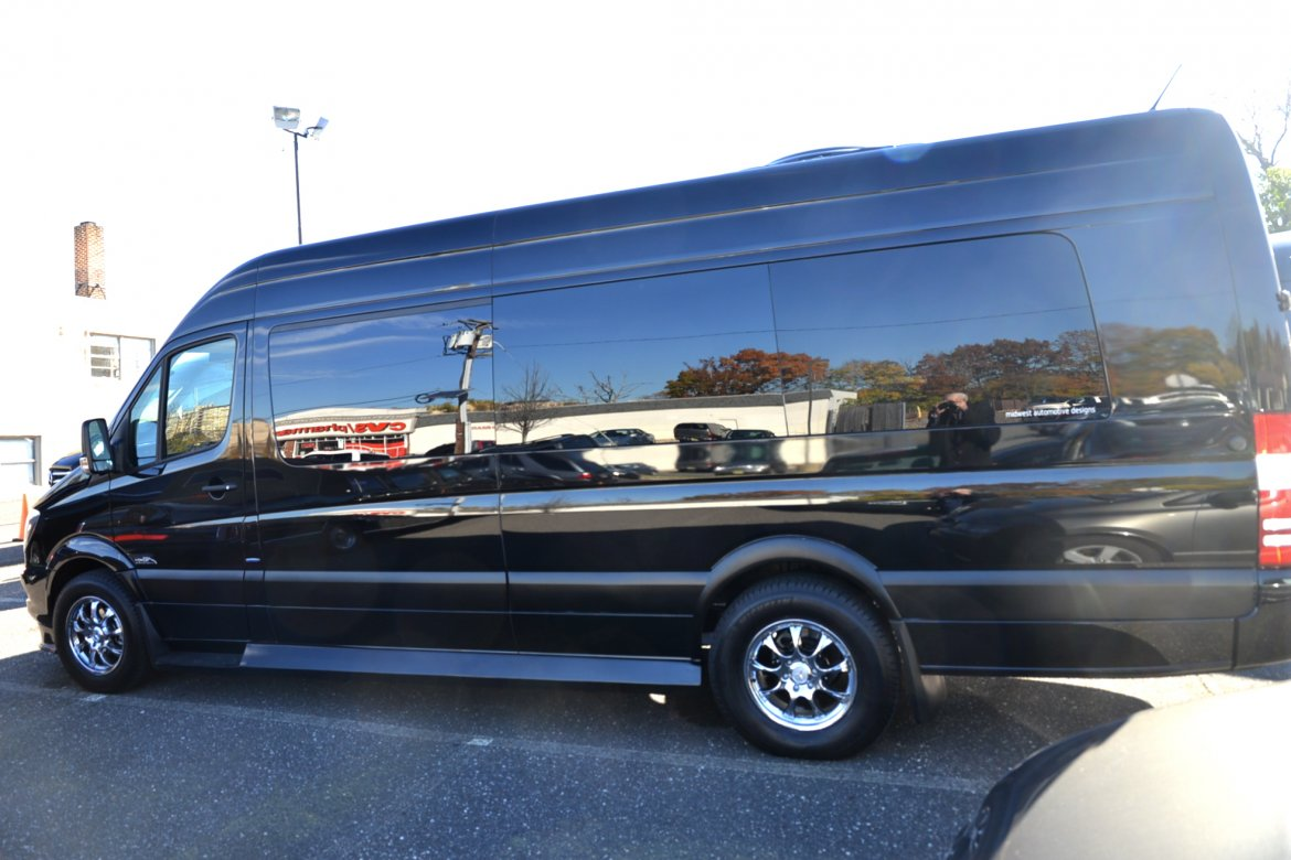 New 2017 mercedes benz sprinter 2500 for sale ws 10659 for Mercedes benz sprinter for sale