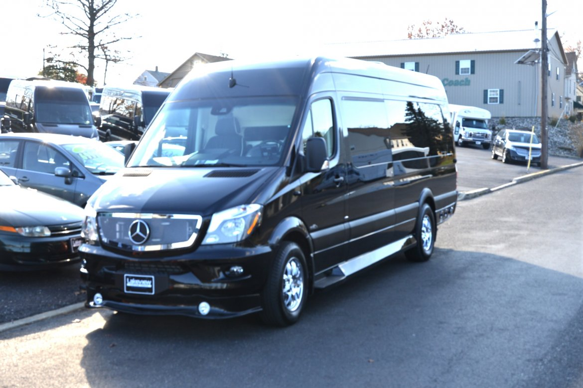 New 2017 mercedes benz sprinter 2500 for sale ws 10659 for Lakeview mercedes benz