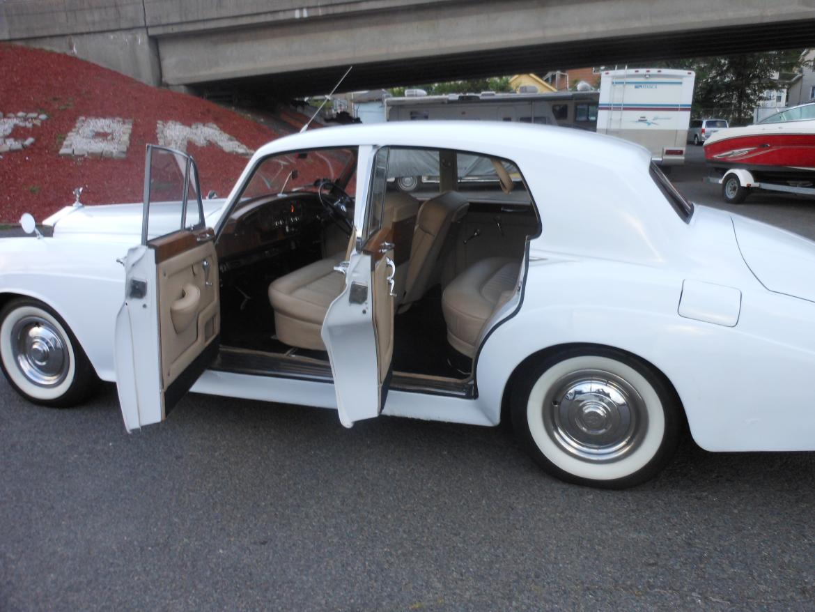 Used 1960 Rolls Royce Silver Cloud For Sale Ws 10066 We