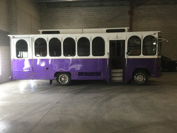Used 1995 Freightliner Trolley For Sale Ws 10667 We