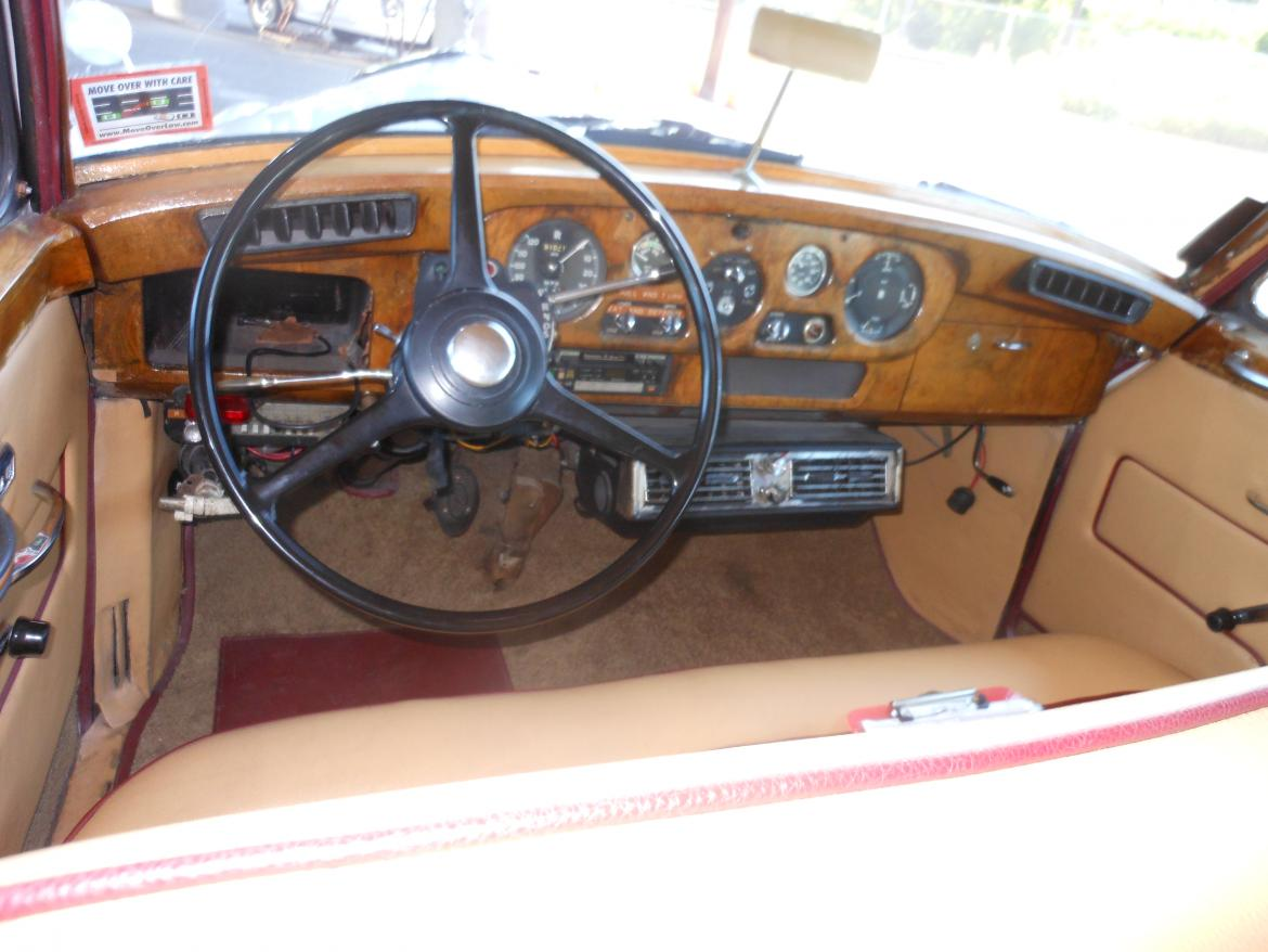 Used 1960 Rolls Royce Silver Cloud For Sale Ws 10067 We