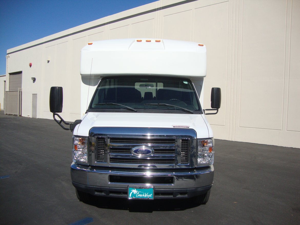 Used 2014 Ford E-450 for sale #WS-10675 | We Sell Limos