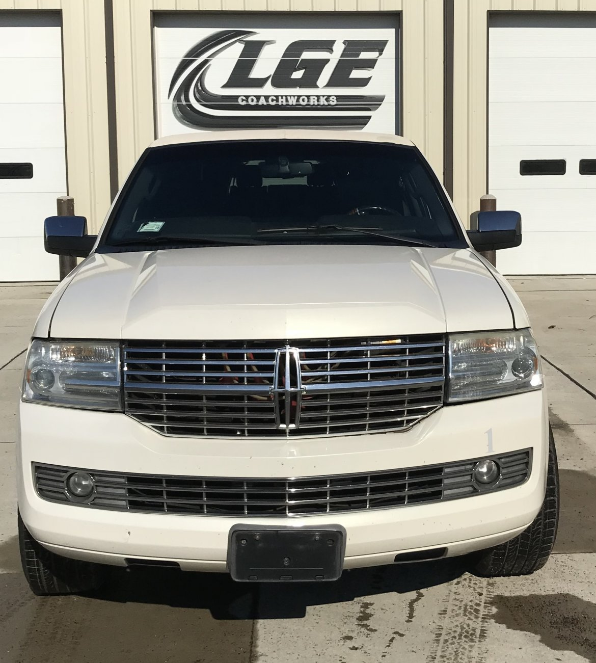 Lincoln Limo For Sale: Used 2008 Lincoln Navigator For Sale #WS-10684