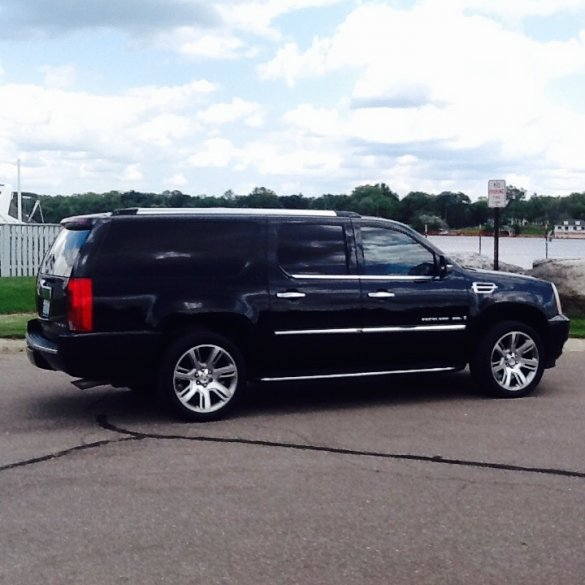Used 2008 Cadillac Escalade Limo CEO For Sale #WS-10689