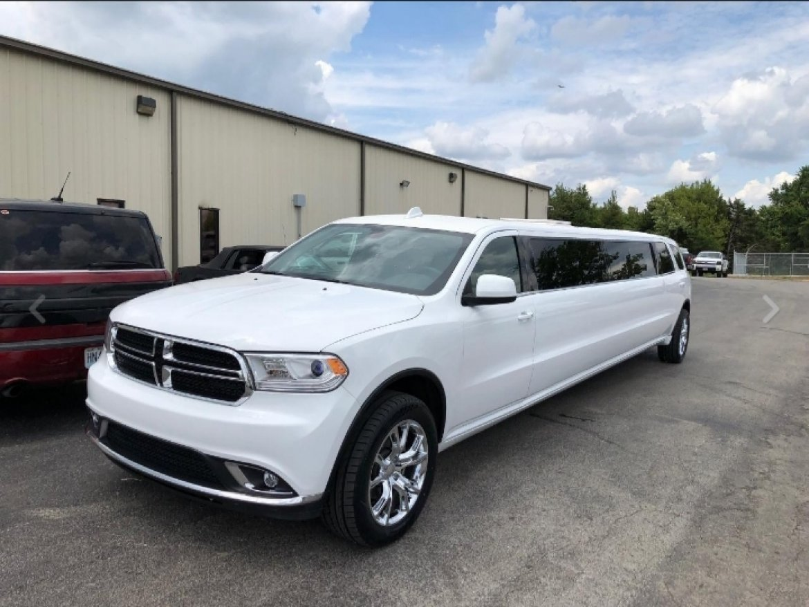 SUV Stretch for sale: 2018 Dodge Durango 180""