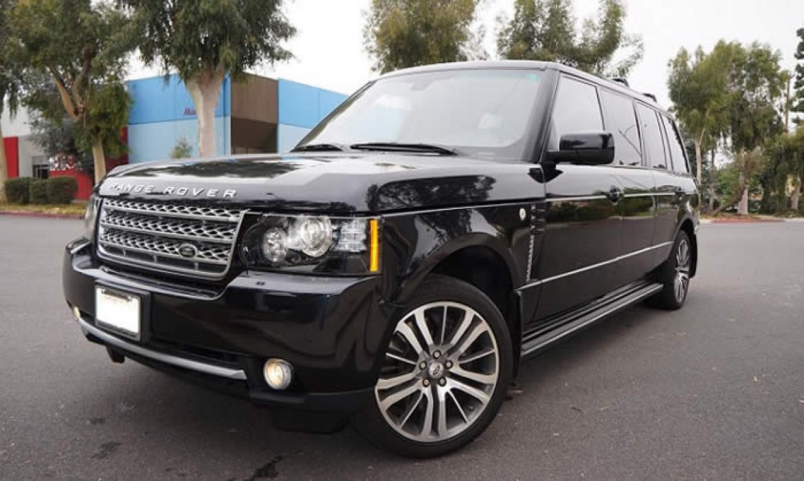 used 2012 range rover range rover for sale ws 10007 we sell limos. Black Bedroom Furniture Sets. Home Design Ideas
